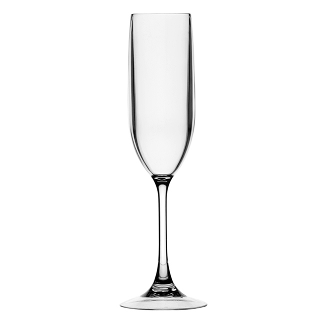CHAMPAGNE GLASS CLEAR – PARTY