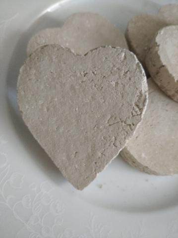 Сердце с глиной Туркестан