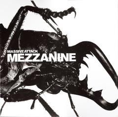 Виниловая пластинка. Massive Attack - Mezzanine