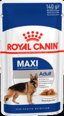 Пауч для взрослых собак крупных пород, Royal Canin Maxi Adult