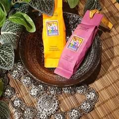 Очищающая солевая маска-пудра с детокс - эффектом, Madame Heng