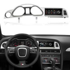 Монитор для Audi А6  2009-2012  Android 10 6/64GB IPS 4G модель RL-8804