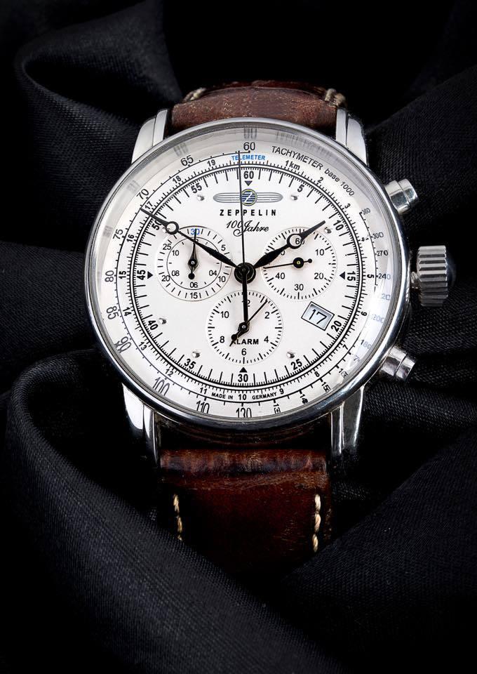 Мужские часы Zeppelin 100 Years Zeppelin ED. 1 76801