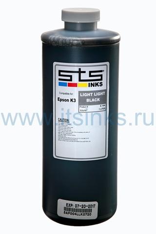 Пигментные чернила STS для Epson 7890/9890 Light Light Black 1000 мл
