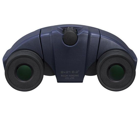 Бинокль Pentax UP 8x21 синий - фото 4