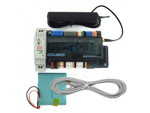 GSM контроллер CCU825-PLC/DB-E011/AE-PC