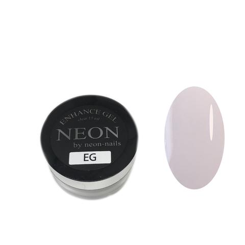 NEON, Enhance Gel Clear , 15 ml прозрачный однофазный гель для укрепления ногтей