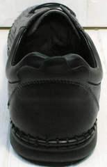 Удобные мужские туфли мокасины на шнурках летние Ridge Z-430 75-80Gray.