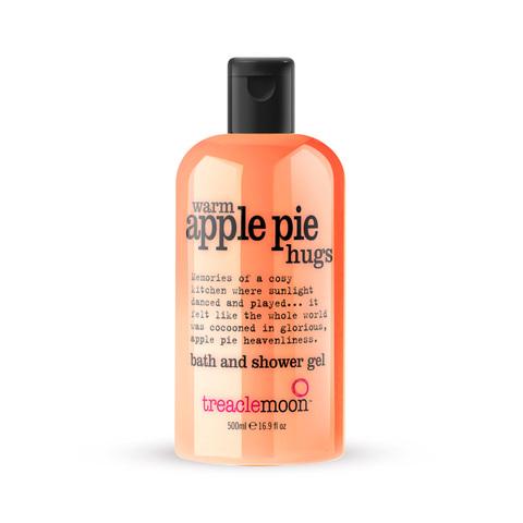 TREACLEMOON | Гель для душа Яблочный пирог  Sweet apple pie hugs bath & shower gel, (225 мл)