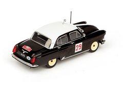 GAZ-21 Volga rally Monte-Carlo black 1:43 DeAgostini Auto Legends USSR Sport #4