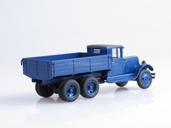ZIS-6 board blue 1:43 Nash Avtoprom