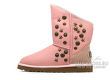 UGG & Jimmy Choo Light Pink