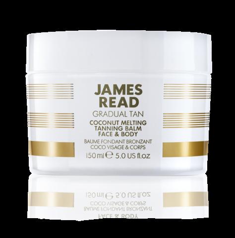 JAMES READ | Кокосовый бальзам с эффектом загара, (150 мл)