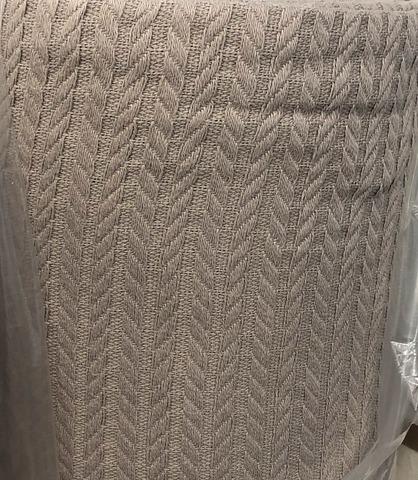 Полотно вязаное. Бежевый. (100% хлопок).