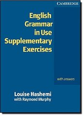 Eng Gram in Use Supp Ex 3Ed Bk +ans