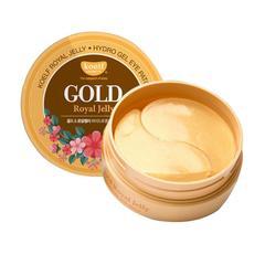 Патчи с золотом и маточным молочком 60 шт 84 гр