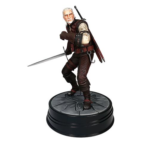 Фигурка Dark Horse Comics The Witcher 3 The Wild Hunt Geralt Manticore 20 cm