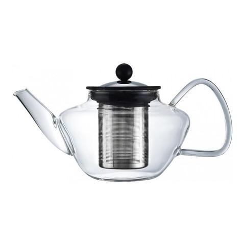 Чайник заварочный Walmer Lord (1,2 литра), черный