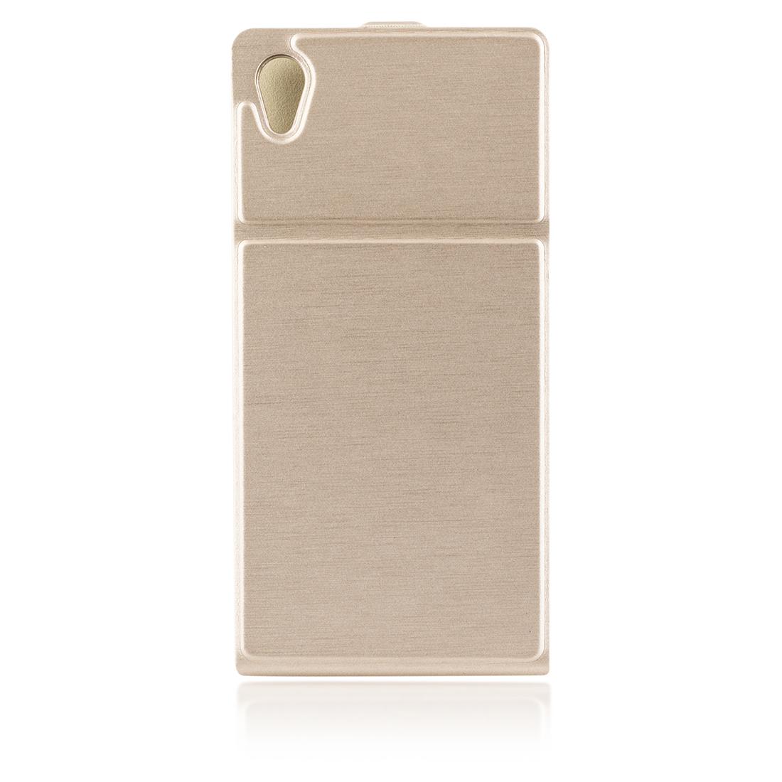 Флиппер золотистый для Xperia Z5 купить в Sony Centre Воронеж