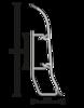 Плинтус Идеал Люкс 228 Дуб классик