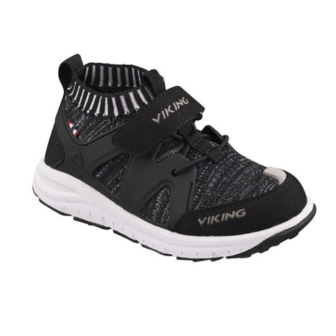 Кроссовки Viking Aasane Black/Grey