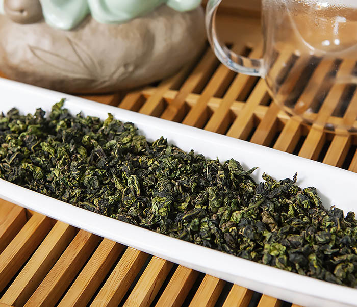 TEA-CH113 Китайский светлый улун «Те Гуань Инь» Сяо Цин (сорт «А», 50 гр) фото 05