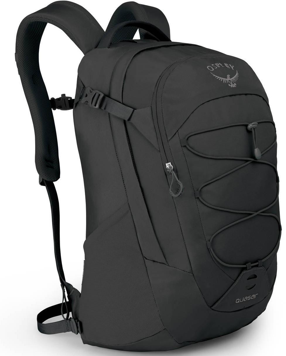 Городские рюкзаки Рюкзак городкой Osprey Quasar 28 Sentinel Grey Quasar_F19_Side_Sentinel_Grey_web.jpg
