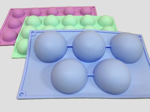 Комплект силиконовых форм