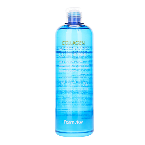 Тонер укрепляющий с коллагеном FarmStay Collagen Water Full Moist All Day Toner