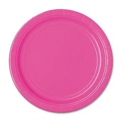 Тарелка Bright Pink