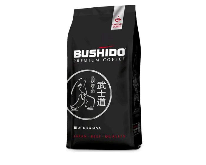 купить Кофе молотый Bushido Black Katana, 227 г