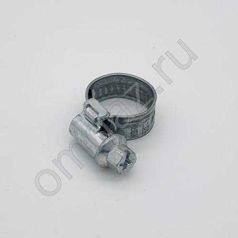 Хомут червячный NORMA 10-16 мм