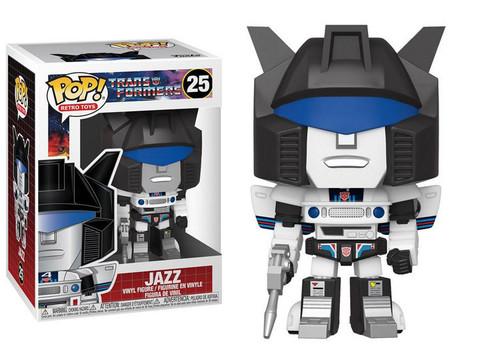 Jazz (25) Transformers Funko Pop! || Джаз