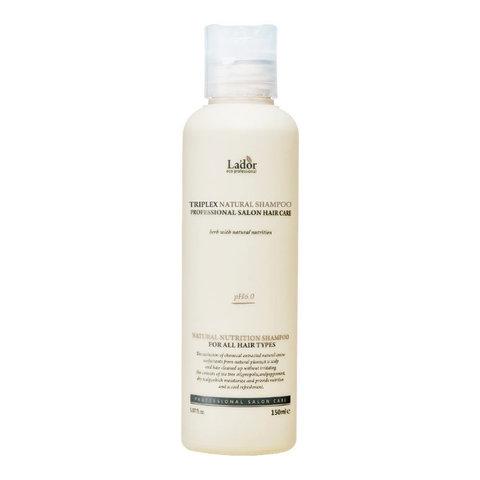Triplex Шампунь с натуральными ингредиентами Triplex Natural Shampoo 150 мл