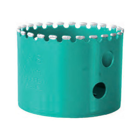 Коронки по керамике TurboTile 70 мм