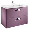 Мебель для ванной Roca The Gap 80x41см. виноград ZRU9302740 купить не дорого