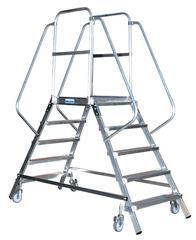 Лестница - платформа 5 ступ