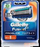 Сменные лезвия Gillette Fusion ProGlide 8 шт из Японии