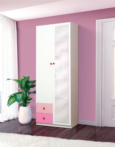 Шкаф с ящиками  и зеркалом