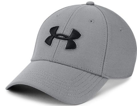 Теннисная кепка Under Armour Blitzing 3.0 Cap Men - grey