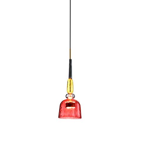 Подвесной светильник копия Flauti 2 by Giopato & Coombes