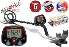 Металлоискатель Teknetics EuroTek Pro