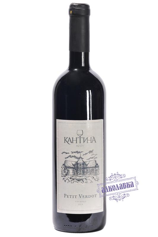 Вино Кантина Кагор 2014г