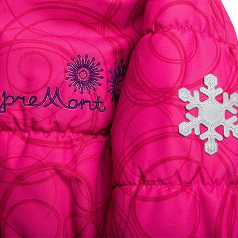 Premont Зимний комплект Каток Оттавы W17342 Red