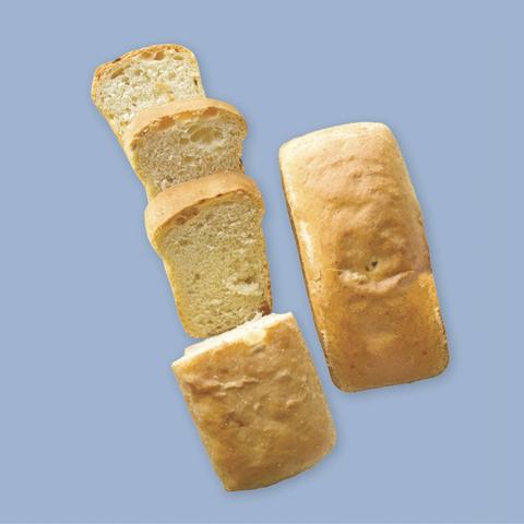 Хлеб с цукатами и орехами