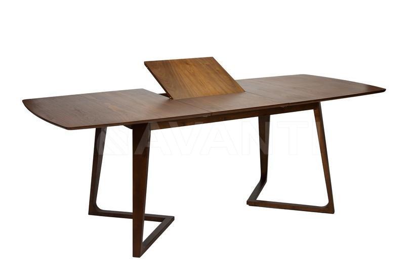 Стол обеденный AVANTI ALISSA (140) WALNUT (орех)