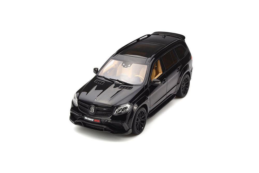Коллекционная модель MERCEDES-BENZ GLS-CLASS GLS 850XL BRABUS 2016 BLACK