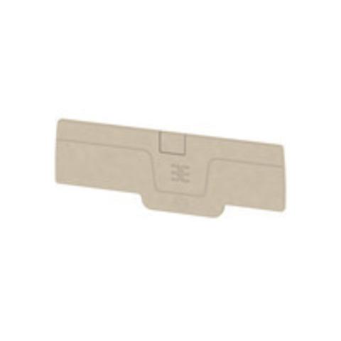 Торцевая пластина AEP PGTB 2.5 4C/2