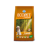 Farmina Ecopet Natural Сухой корм для собак с Ягненком 12 кг. (21434)