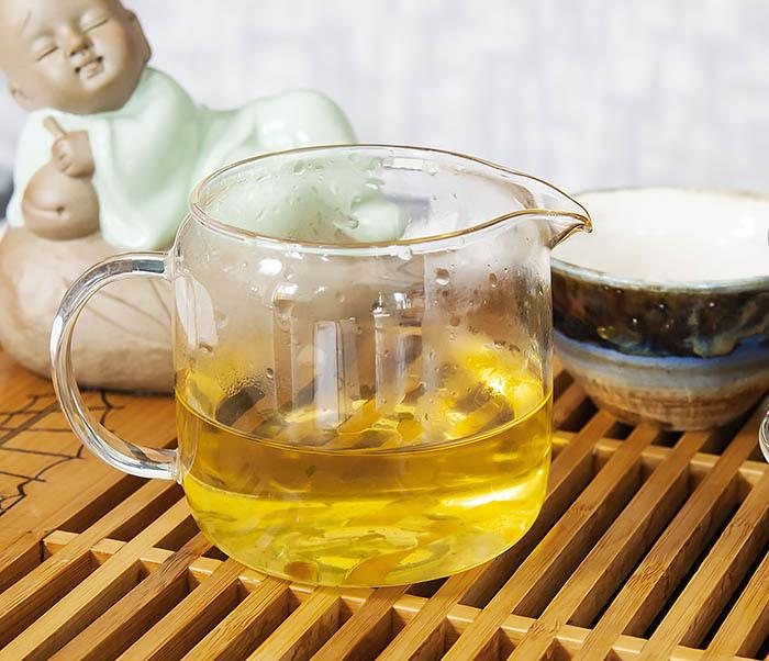 TEA-CH113 Китайский светлый улун «Те Гуань Инь» Сяо Цин (сорт «А», 50 гр) фото 08